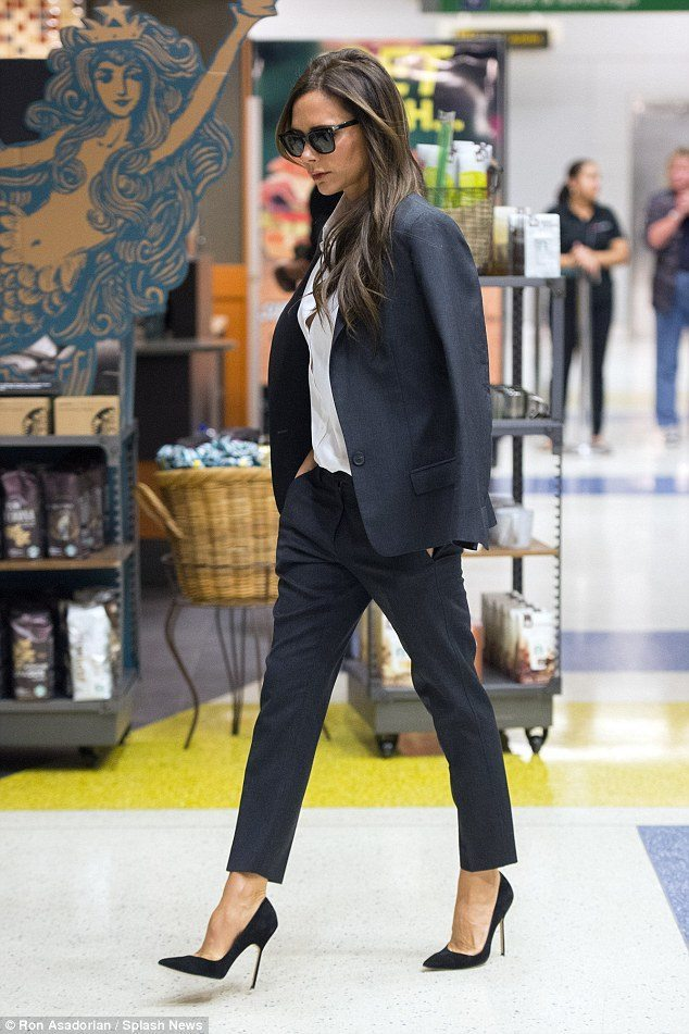 8 Style Lessons to Learn from Victoria Beckham