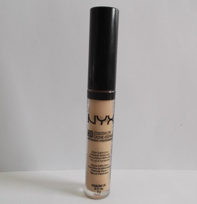 NYX HD Photogenic Concealer Wand Review