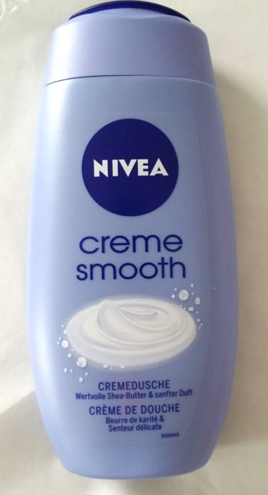 Nivea Cream Smooth Shower Cream Review