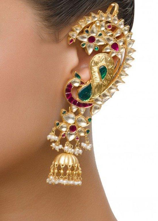 """The """"It"""" Fashion Accessory – Ear Cuffs"""