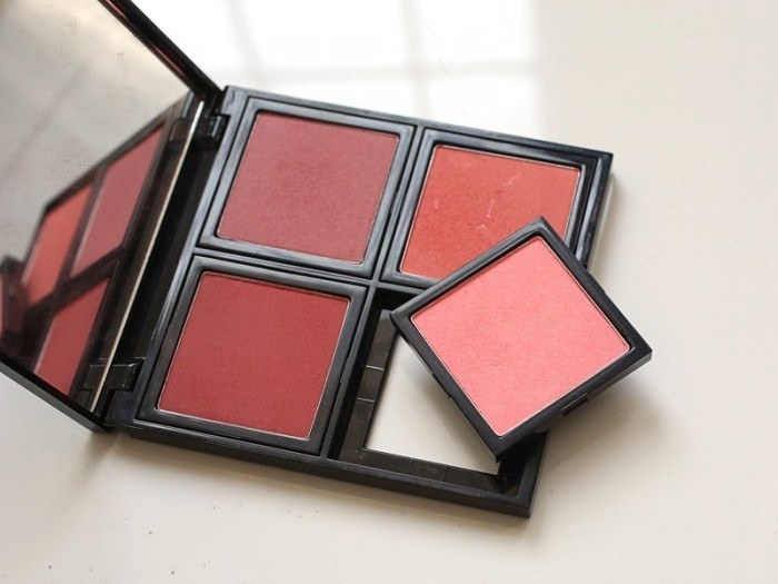 Bobbi Brown Blush Pretty Coral 31 Review, Swatch, FOTD