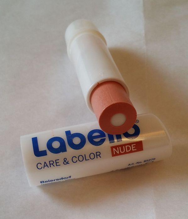 Labello Nude Care and Color Lip Balm Review