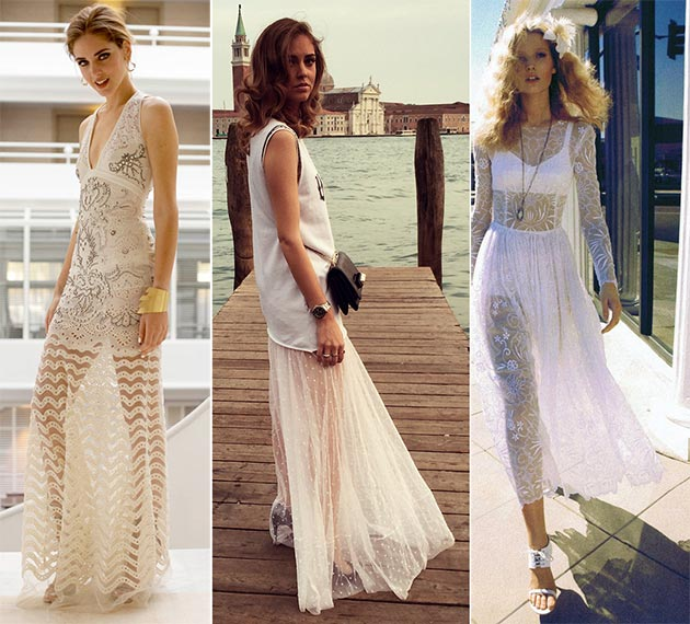 8 Cardinal Rules to Wear Sheer Clothing