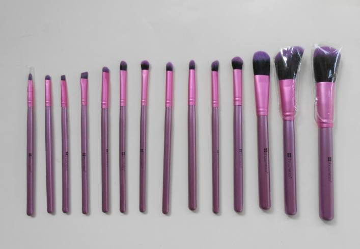 Cosmetics Piece Party Girl Brush Set