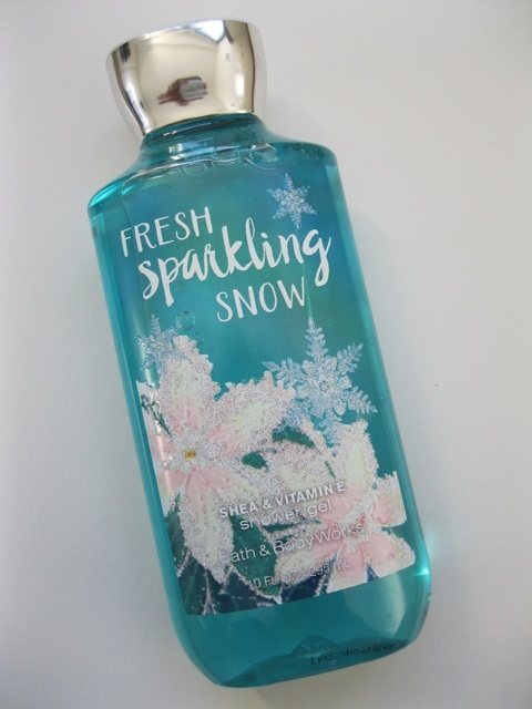 bath and body works fresh sparkling snow shower gel review alfa img showing gt bath and body works shower gel