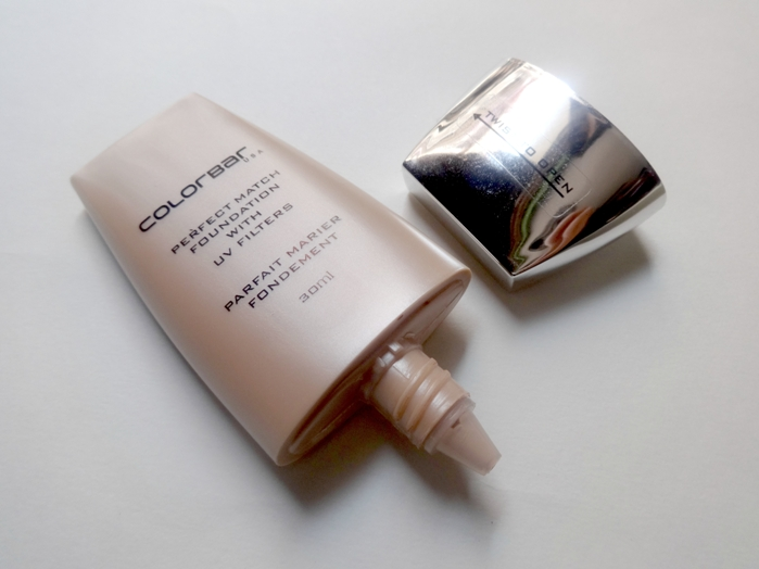 Colorbar Perfect Match Foundation Review