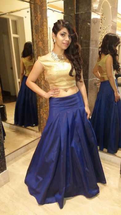 How to Make Your Own Stylish Lehenga Choli Under INR 5000