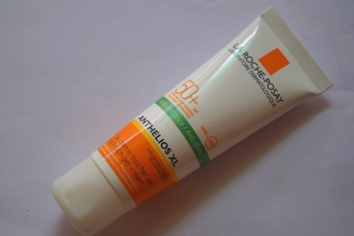 La Roche-Posay Anthelios XL SPF 50+ Dry Touch Gel-Cream Anti-Shine Review