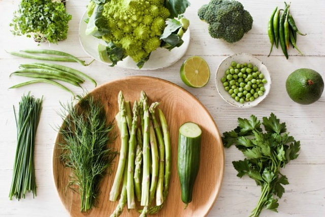 5 Amazing Green Foods for Health and Beauty