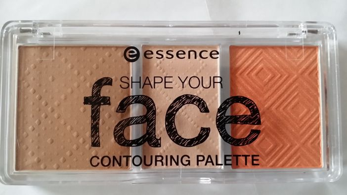 Essence Shape Your Face Contouring Palette Review