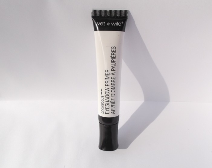 Wet n Wild Photo Focus Eyeshadow Primer Review