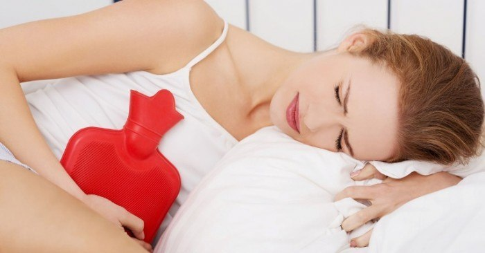 What are the common problems arise during menstrual cramps?
