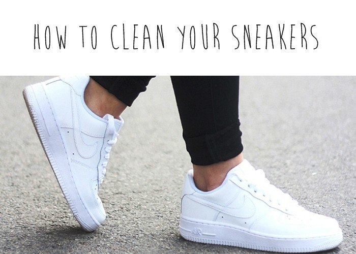 10 folk secrets how to clean white soles of shoes 42