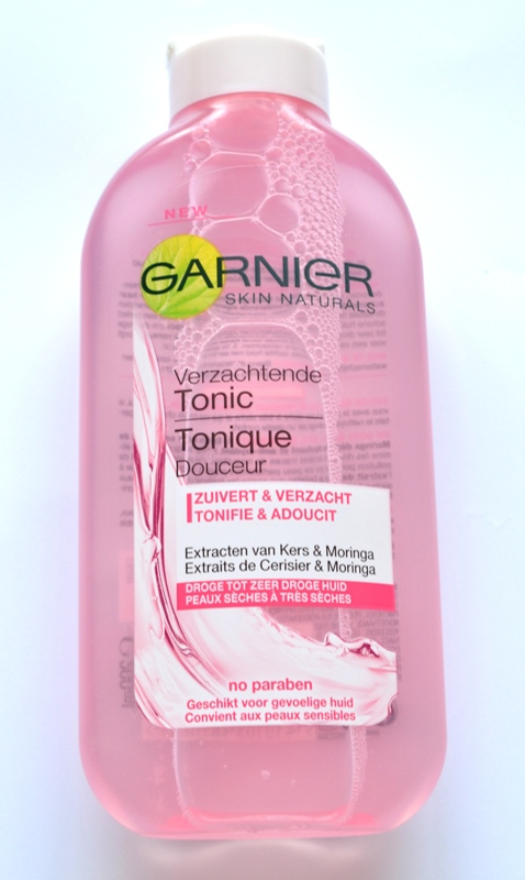 Garnier Skin Naturals Softening Toner