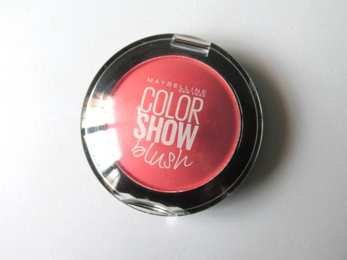 Maybelline Color Show Blush – Fresh Coral Review