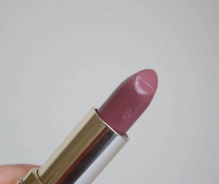 Milani Rose Femme Color Statement Lipstick Review  Milani Rose Fem...