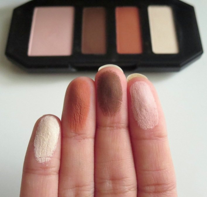 Kat Von D Shade Light Eye Contour Quad Rust Review