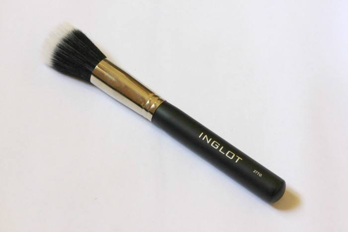 Inglot Makeup Brush 27TG Review