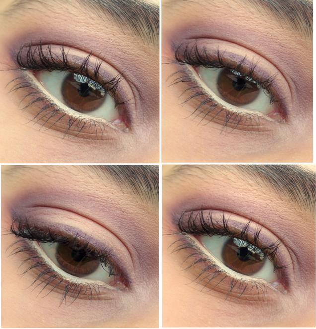 Kat Von D Plum Shade Light Eye Contour Quad Review