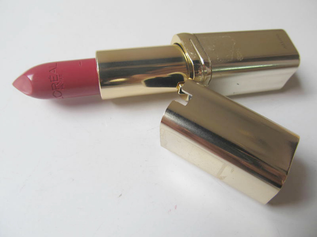 L?Oreal Paris 133 Rosewood Nonchalant Color Riche Lipstick Review
