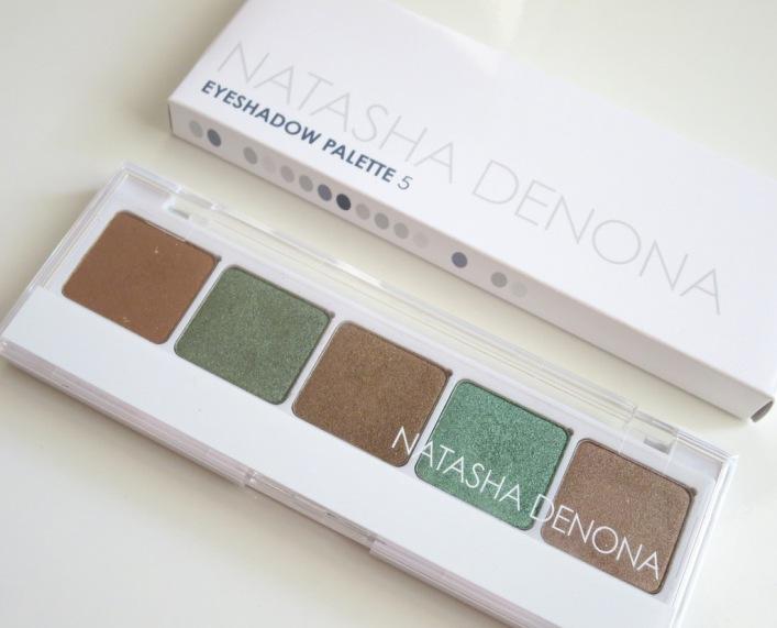 Natasha Denona Eyeshadow Palette 5 ? Palette #11 Review