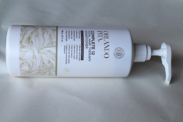 Orlando Pita Complete 12 Total Hair Therapy Conditioner Review