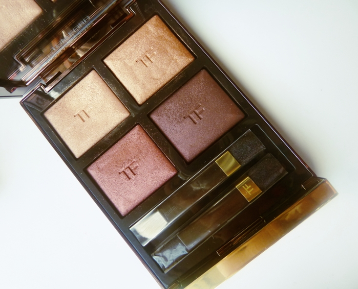 Tom Ford 04 Honeymoon Eye Color Quad Review