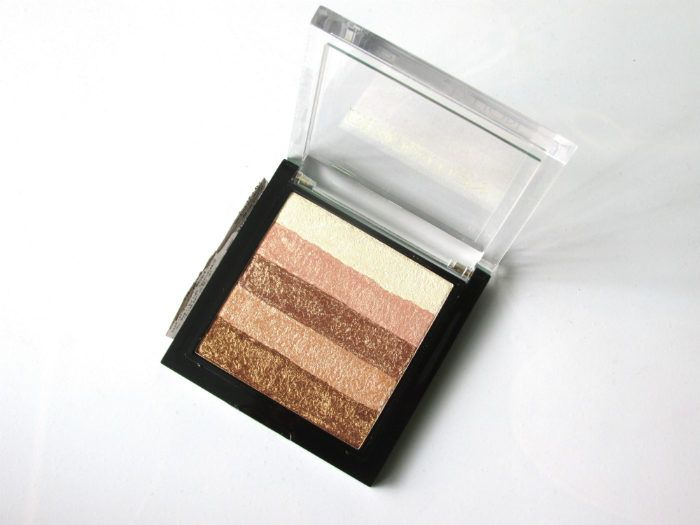 Makeup Revolution London Radiant Shimmer Brick Palette