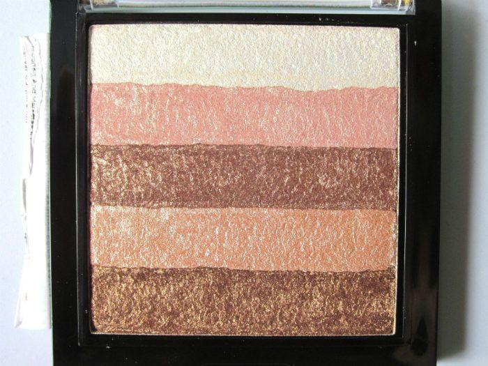 Makeup Revolution London Radiant Shimmer Brick Palette quality