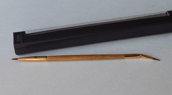 Tarte Double-Ended Eyeliner Brush