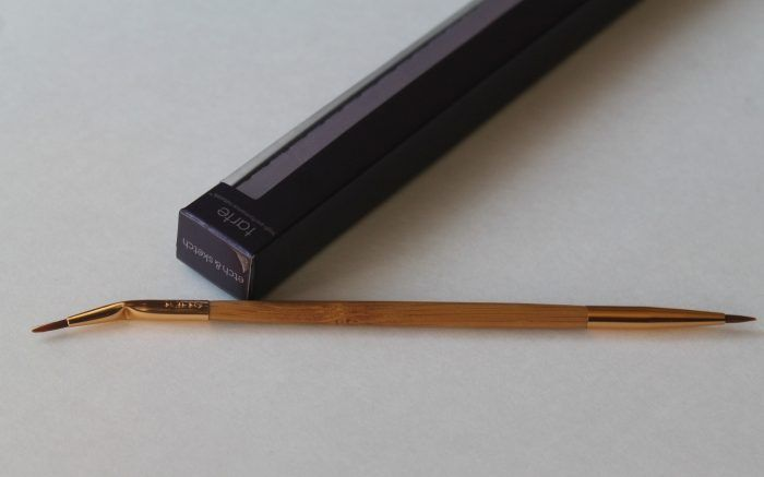 Tarte Etch and Sketch Double-Ended Bamboo Liner Brush Review