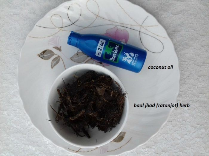 diy-baal-jhad-herb-infused-coconut-oil-for-hair-growth-step-1