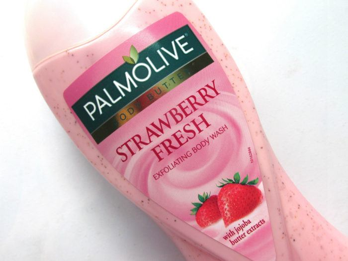 palmolive-body-butter-strawberry-fresh-exfoliating-body-wash-review2