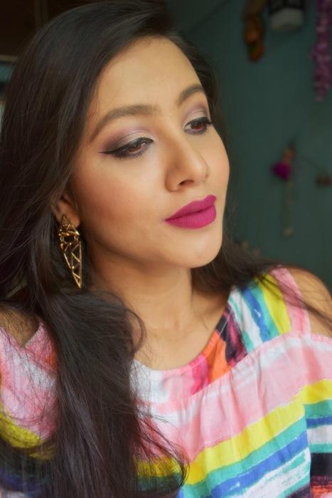 Full Makeup Look