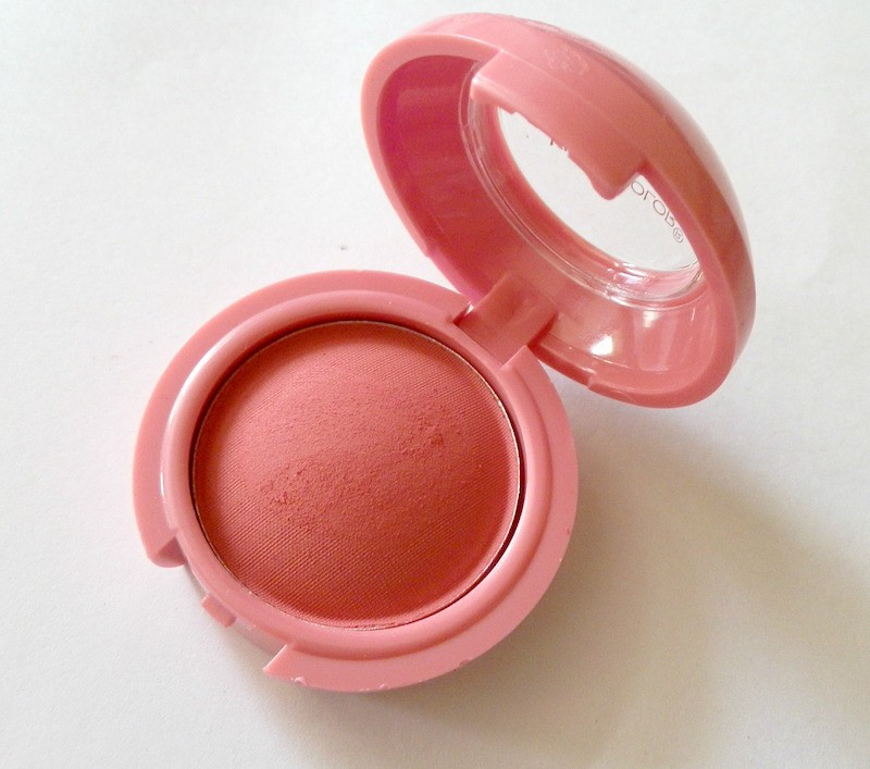 Kleancolor Ms Chick Blush Petal Review