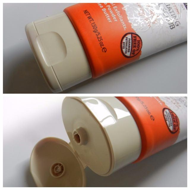 Palmers Cocoa Butter Formula Micro Fine Exfoliating Facial Scrub cap