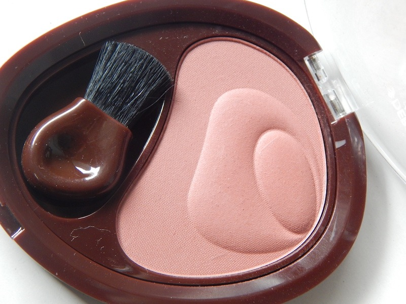 Deborah Milano Natural Effect Blush Mahogany Review