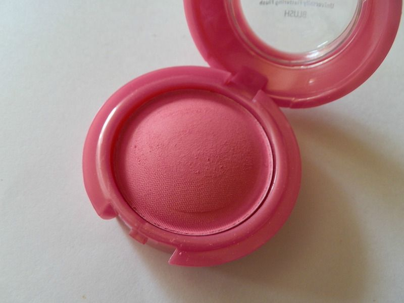 Kleancolor Ms Chick Blush Rose Review