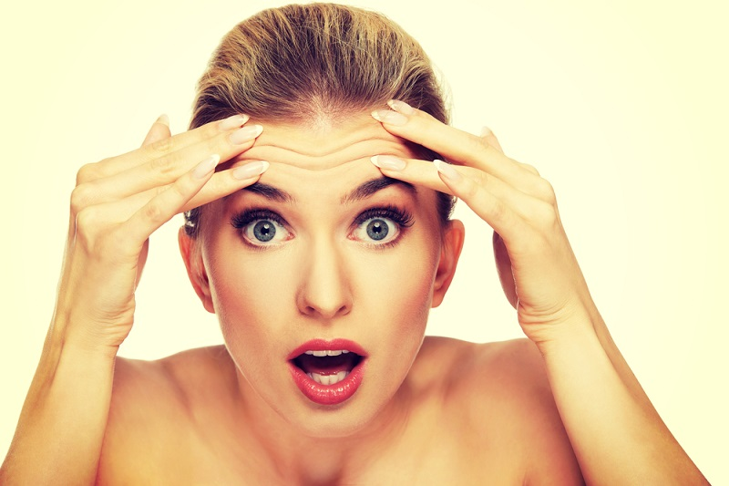 5 Effective Ways To Get Rid Of Forehead Wrinkles