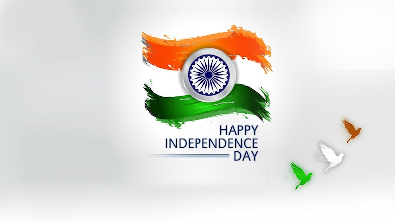 Happy 71st Independence Day