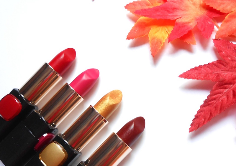 Loreal Paris Color Riche Gold Obsession Metallic Lipstick Rouge Gold Review