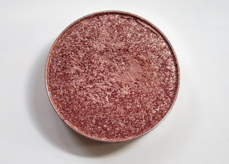Makeup Geek Foiled Eyeshadow Grandstand Review