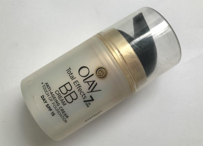Olay Total Effects 7 In One BB Cream SPF 15 Review