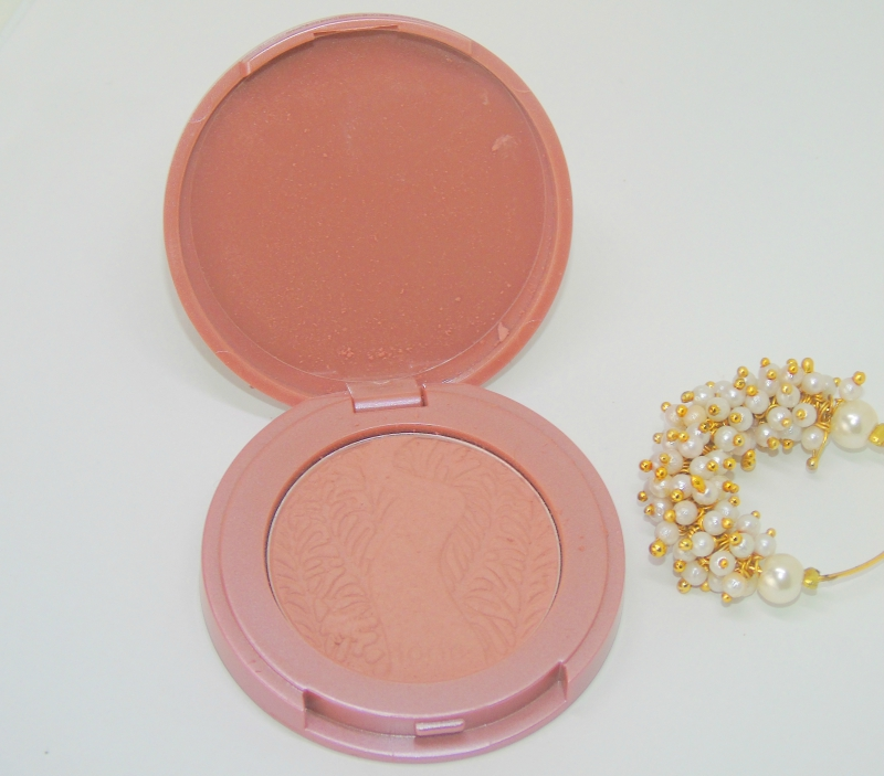 Tarte Thrilled Amazonian Clay 12 Hour Blush Review One