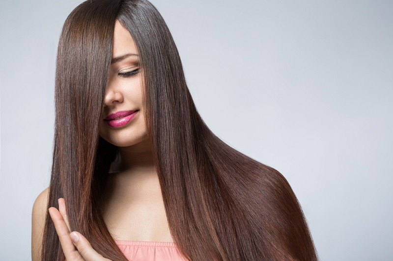 How To Do Permanent Hair Straightening At Home
