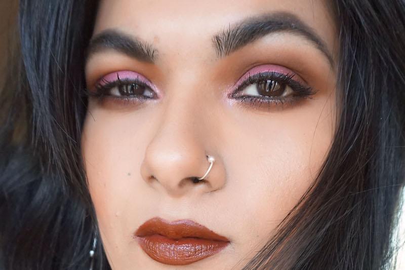 glamorous makeup look 1